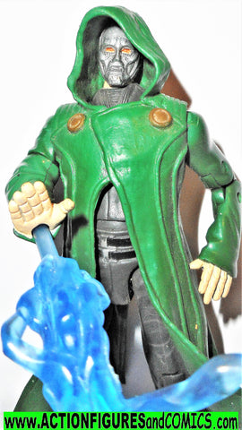 Fantastic Four DR DOOM Lightning Attack 2007 marvel legends universe