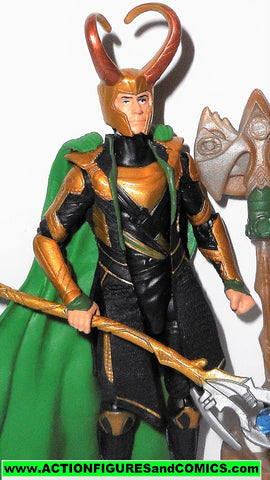 marvel universe LOKI cosmic spear thor Avengers movie 100% 2012