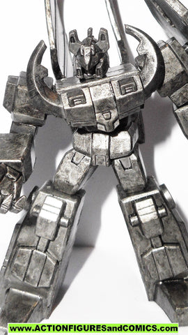 transformers pvc DESZARAS scf pewter act 7 color action figueres