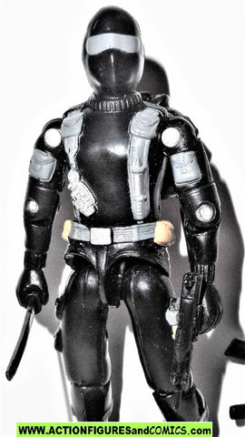 gi joe SNAKE EYES 1997 v8 15th anniversary TRU exclusive series hasbro toys action figures