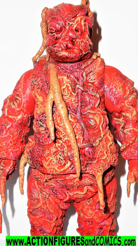 doctor who action figures AXON MONSTER claws of axos man Complete