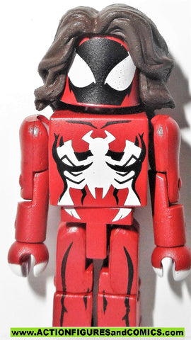 minimates SPIDER-WOMAN ultimate spider-man wave 30 series marvel universe