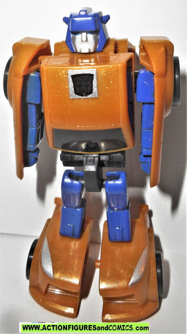 """TRANSFORMERS GOLD BUMBLEBEE NEW CLASSIC UNIVERSE G1-3/"""" ACTION FIGURE TOY"""