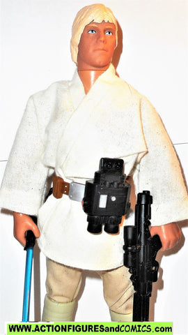 star wars action figures LUKE SKYWALKER 12 inch series 1 1996 complete