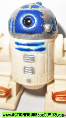 STAR WARS galactic heroes R2-D2 2 legs complete pvc action figures