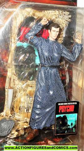 Movie Maniacs NORMAN BATES PSYCHO spawn mcfarlane toys action figures moc 000