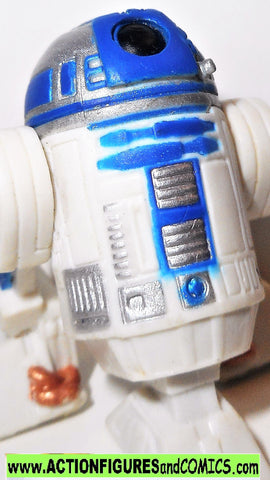 STAR WARS galactic heroes R2-D2 3 legs complete pvc action figures