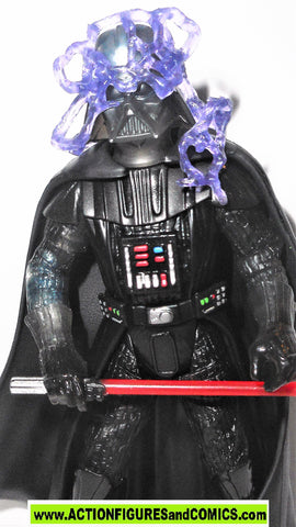 star wars action figures DARTH VADER 045 saga 2006 kenner hasbro toys