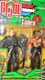 gi joe NIGHT FORCE Cross Hair Nunchuk gijoe 2003 spytroops  moc