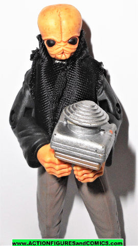 star wars action figures Cantina Band Member TECH MO'R saga 2006 2007
