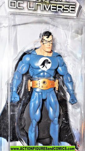 dc direct SUPERMAN as NIGHTWING history of the dc universe collectibles moc