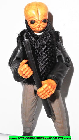 star wars action figures Cantina Band Member DOIKK NA'TS saga 2006 2007
