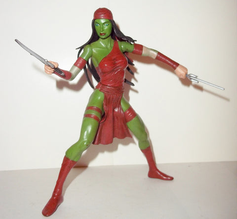 marvel legends ELEKTRA SKRULL marvel select toy biz fig