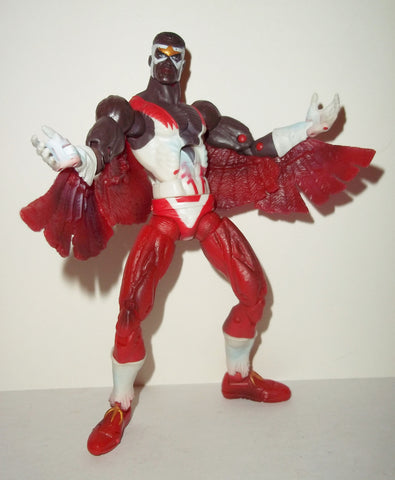 marvel legends FALCON mojo series toy biz fig