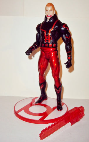 dc direct GUY GARDNER red lantern green lantern series 4 complete collectables
