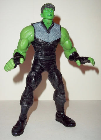 marvel legends HULKLING young avengers toy biz fig