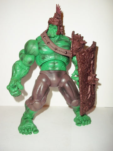 marvel legends HULK planet world war annihilus series hasbro complete