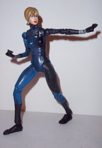 marvel legends INVISIBLE WOMAN ultimate variant fantastic four 4 gift set pack