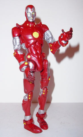 marvel legends IRON LAD young avengers toy biz fig