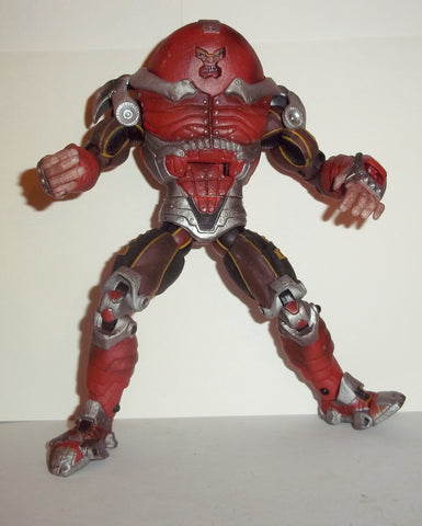 marvel legends JUGGERNAUT ultimate x-men classics super poseable complete