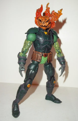 marvel legends JACK O'LANTERN mad jack CUSTOMIZED detail spider-man classics