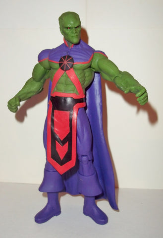 dc direct MARTIAN MANHUNTER new 52 justice league complete collectables