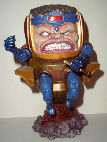 marvel legends MODOK complete build a figures toy biz