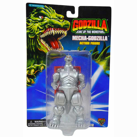 GODZILLA king of the monsters 1994 MECHA GODZILLA trendmasters 6 inch action figures new moc