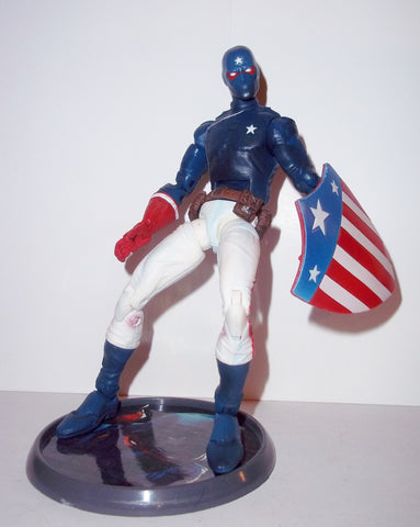 marvel legends PATRIOT young avengers complete toy biz