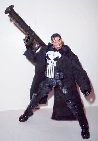 marvel legends PUNISHER urban legends toy biz nost