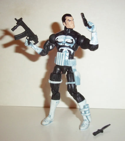 marvel universe PUNISHER series 4 013 complete