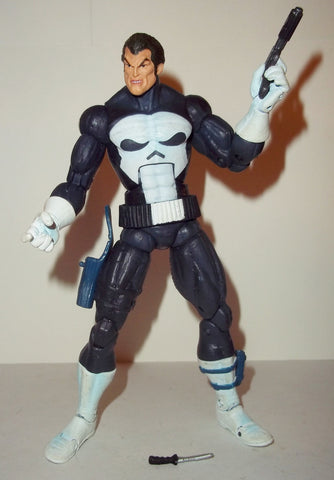marvel legends PUNISHER walmart exclusive face off series #1412
