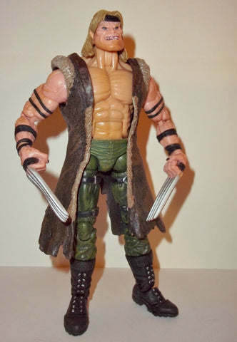marvel legends SABRETOOTH ULTIMATE x-men classics fig