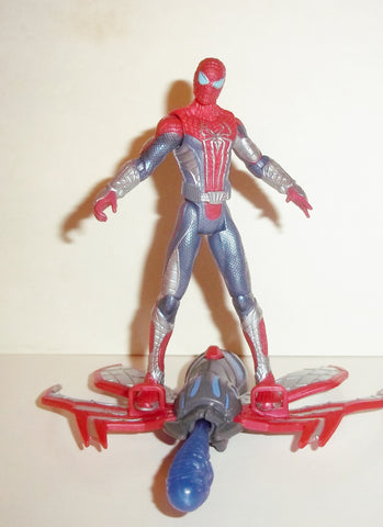 marvel universe SPIDER-MAN missile attack complete amazing movie
