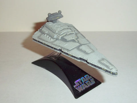 star wars titanium STAR DESTROYER shadow line variant complete