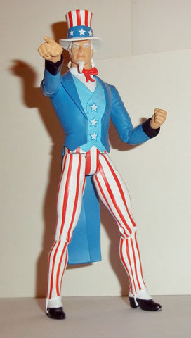 dc direct UNCLE SAM classic heroes 2000 complete collectables