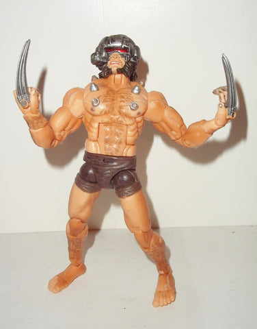 marvel legends WOLVERINE Weapon X series VII 7 fig