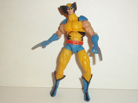 marvel universe WOLVERINE target exclusive battle pack complete