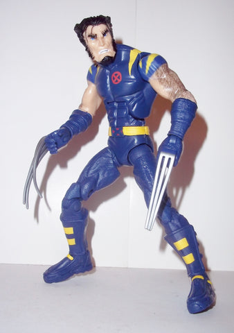 marvel legends WOLVERINE ultimate x-men BLUE VARIANT blob series complete