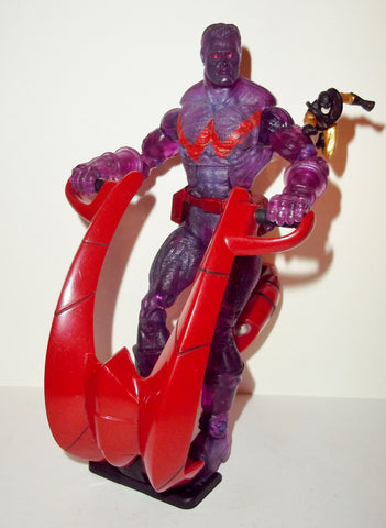 marvel legends WONDER MAN & YELLOW JACKET ionize purple variant series 11 legendary riders