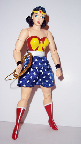 dc direct WONDER WOMAN 1st appearance first app universe collectables 2004 fig