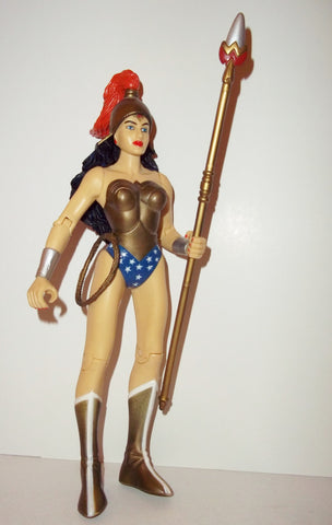 dc direct WONDER WOMAN 1999 series 1 VARIANT amazon armor complete
