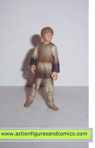 star wars action figures ANAKIN SKYWALKER Tatooine showdown 1999 hasbro toys action figures