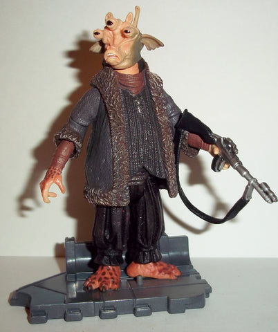 star wars action figures ASK AAK #46 revenge of the sith