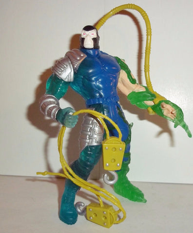 batman & robin BANE complete brains vs brawn movie kenner 1997 1996