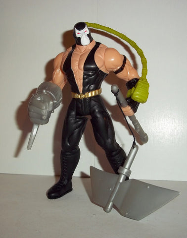batman & robin BANE series 1 complete kenner movie 1997 1996