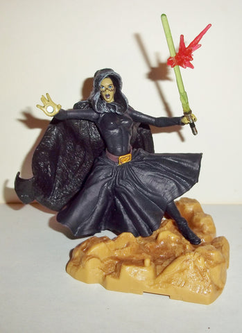star wars action figures BARRISS ORFEE 2003 complete attack of the clones saga aotc