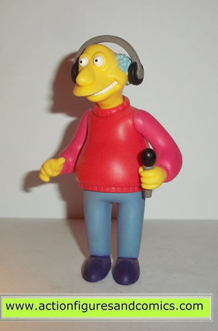 simpsons BILL at KBBL radio playmates complete