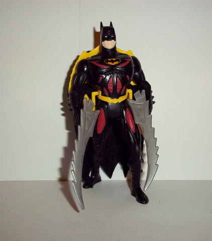 batman forever BLAST CAPE BATMAN 100% Complete kenner movie series
