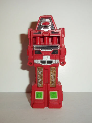 gobots BUBBLE MAN red version vintage 1984 tootsie toy